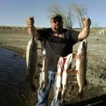 Oahe Northern Fishing