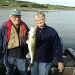Walleye Fishing Lake Oahe