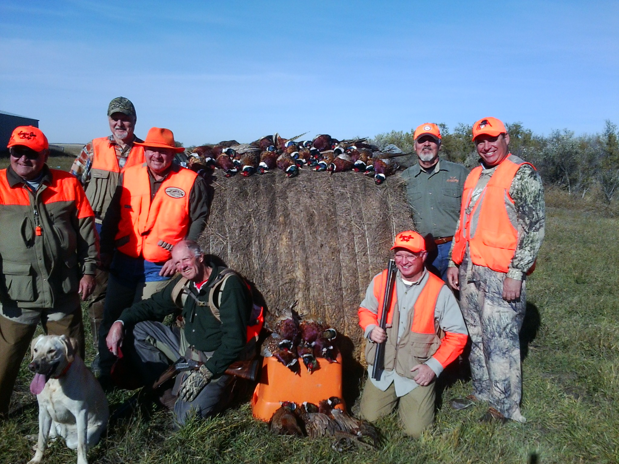 Guided Hunt South Dakota