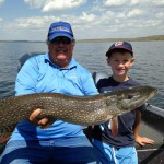 Northern Fishing Lake Oahe