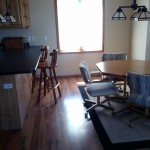 Dining Oahe Lodging